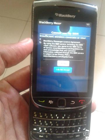 Sale or enhange of blackberry  9800 and Samsung J1 20 - 1/2