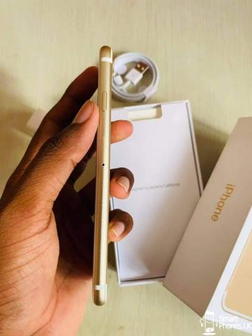 Iphone 7 128gb gold - 3/4