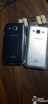 Samsung J2 =2phone