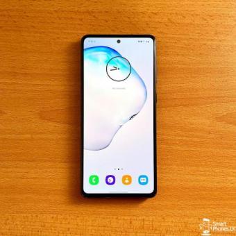 Samsung Galaxy Note 10 Lite 128 GB with Warranty
