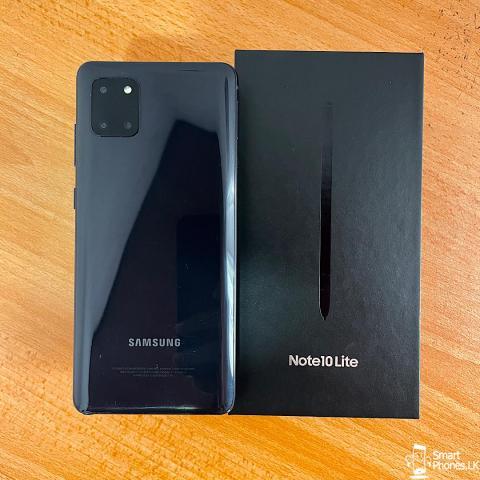 Samsung Galaxy Note 10 Lite 128 GB with Warranty - 2/5
