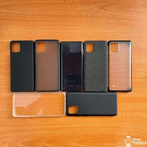 Samsung Galaxy Note 10 Lite 128 GB with Warranty - 3/5