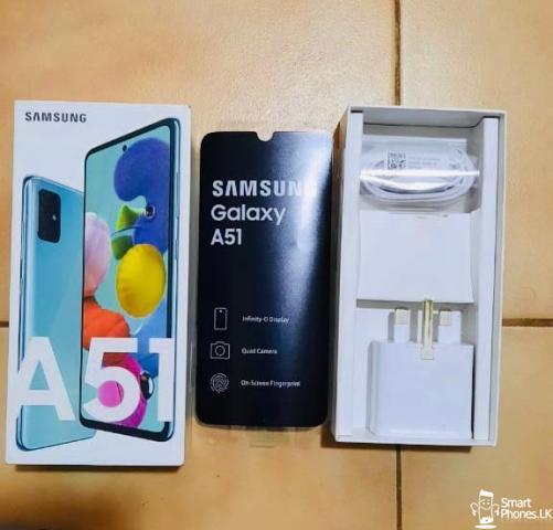 Samsung Galaxy A51 - 1/5