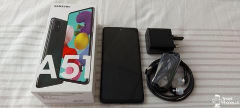 Samsung Galaxy A51 - 6GB/128GB | Black Color