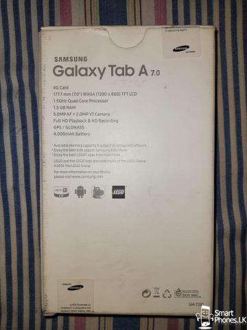 Galaxy Tab A - 2/3