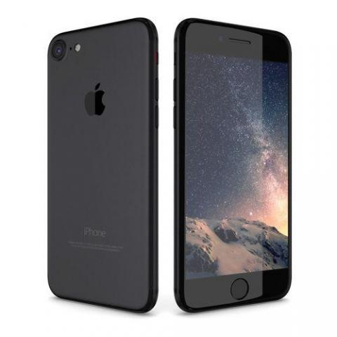 iPhone 7 32 GB Matte Black (Unit Only) - 1/1