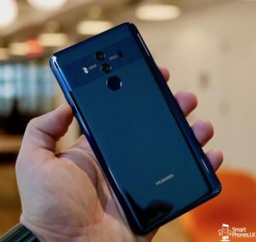 Used HUAWEI Mate 10 Pro Phone, 128GB, 6GB RAM