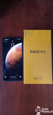 Xiaomi Poco M3 Cool Blue - 1/4