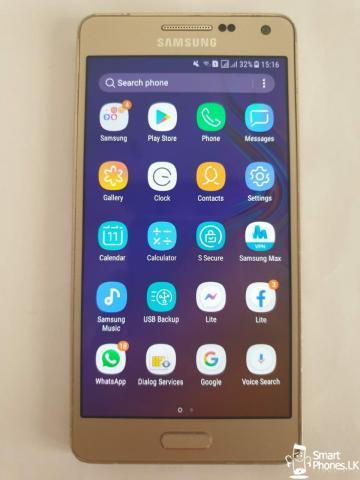 Samsung Galaxy A5 - 4/5